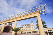 Art Deco Photos - Napier New Zealand Art Deco by Colin and Linda McKie