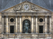 Douglas Photos - Napoleon at  Les Invalides by Douglas J Fisher