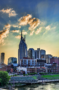 Photo Captures by Jeffery - Nashville Skyline...