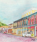 Ellen Howell - Natchitoches Front Street