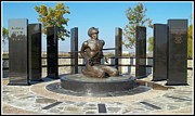 World War 1 Photos - National POW - M I A Memorial  by Glenn McCarthy Art and Photography
