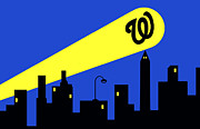 Paul Nichols - Nationals Bat Signal