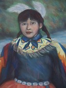Shirley Moravec - Native American Costume
