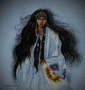 Betta Artusi - Native American Girl