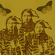 Indian Tribes Prints - Native American Hope Print by Jeff Burgess