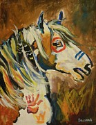 Veronica Silliman - Native American Pony...