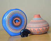 Lena Wilhite - Native American Pottery