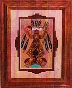 Anne-Elizabeth Whiteway - Native American Symbolic Kachina Doll