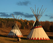 Deborah  Smith - Native American Tepee