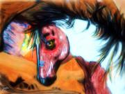 Angela Pari  Dominic Chumroo - Native War Horse 2