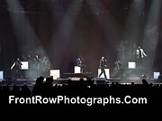 Front Row  Photographs  - Naturally 7