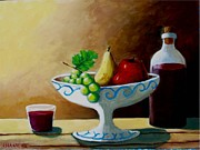 Jean Pierre Bergoeing - Nature morte