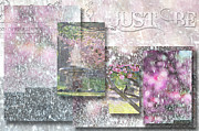 Abundance Mixed Media - Natures Bounty Collage by Anahi DeCanio