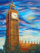 Big Ben Originals - Natures Concept of Time by Molly Gossett