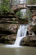 Water Falls Photos - Natures Flow by Dale Kincaid