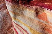 Valley Of Fire Posters - Natures Valentine Poster by Chad Dutson