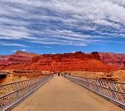 Navajo Bridge Print by Dan Sproul