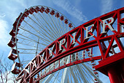 James Hammen - Navy Pier Ferris Wheel