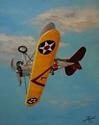 Gene Ritchhart - Navy Sky