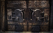 Cremation Photos - Nazi Crematory Ovens by Daniel Hagerman