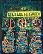 Cheryl Edwards - Ndebele Libertad