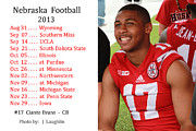 J Laughlin - Nebraska Football 2013 -...
