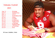 J Laughlin - Nebraska Football 2013...