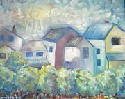 M C Sturman - Neighborhood in Light