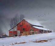 R christopher Vest - Neighbors Barn In...