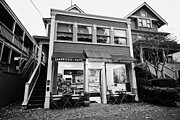 Local Food Photo Prints - neighbourhood grocery and small deli in west end Vancouver BC Canada Print by Joe Fox