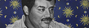 New York Painting Originals - Neil deGrasse Tyson by Simon Kregar