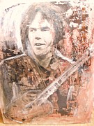 Stills Originals - Neil Young by Alfredo Llana