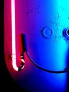 Neon Glow 2 Print by Newel Hunter