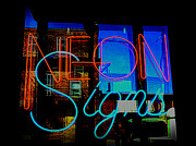 Kelly Awad - Neon Signs Edited