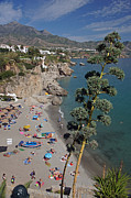 Rod Jones - Nerja beach
