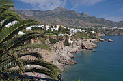 Rod Jones - Nerja coastline
