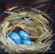 Diane Whitehead - Nestling In