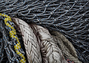 Gear Photos - Nets And Knots Number Two by Elena Nosyreva