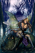 Tinker Bell Framed Prints - Neverland 00B Framed Print by Zenescope Entertainment