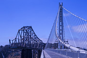 Garry Gay - New and Old Bay Bridge