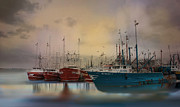 Robin-lee Vieira - New Bedford Harbor