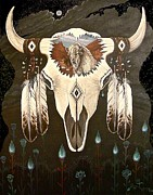 American Bison Originals - New Beginnings by Olivia Francis
