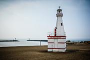Paul Velgos - New Buffalo City Beach Lighthouse