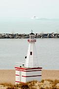 Paul Velgos - New Buffalo Michigan Lighthouse
