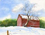 Robert  ARTSYBOB Havens - New England Snow