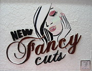 Cities Glass Art - New  Fancy Cuts  Logo by Fabiola Medina Ortiz