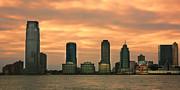 Chuck Kuhn - New Jersey sunset