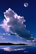 Jerry Mcelroy Prints - New Mexico Sky Print by Jerry McElroy