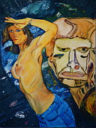 Impressionism Modern and Contemporary Art  By Gregory A Page - New Millenium Goddess