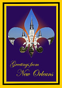 Cecil Fuselier - New Orleans Greetings